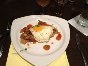 Homefield Jan 2013 beer dinner - 10
